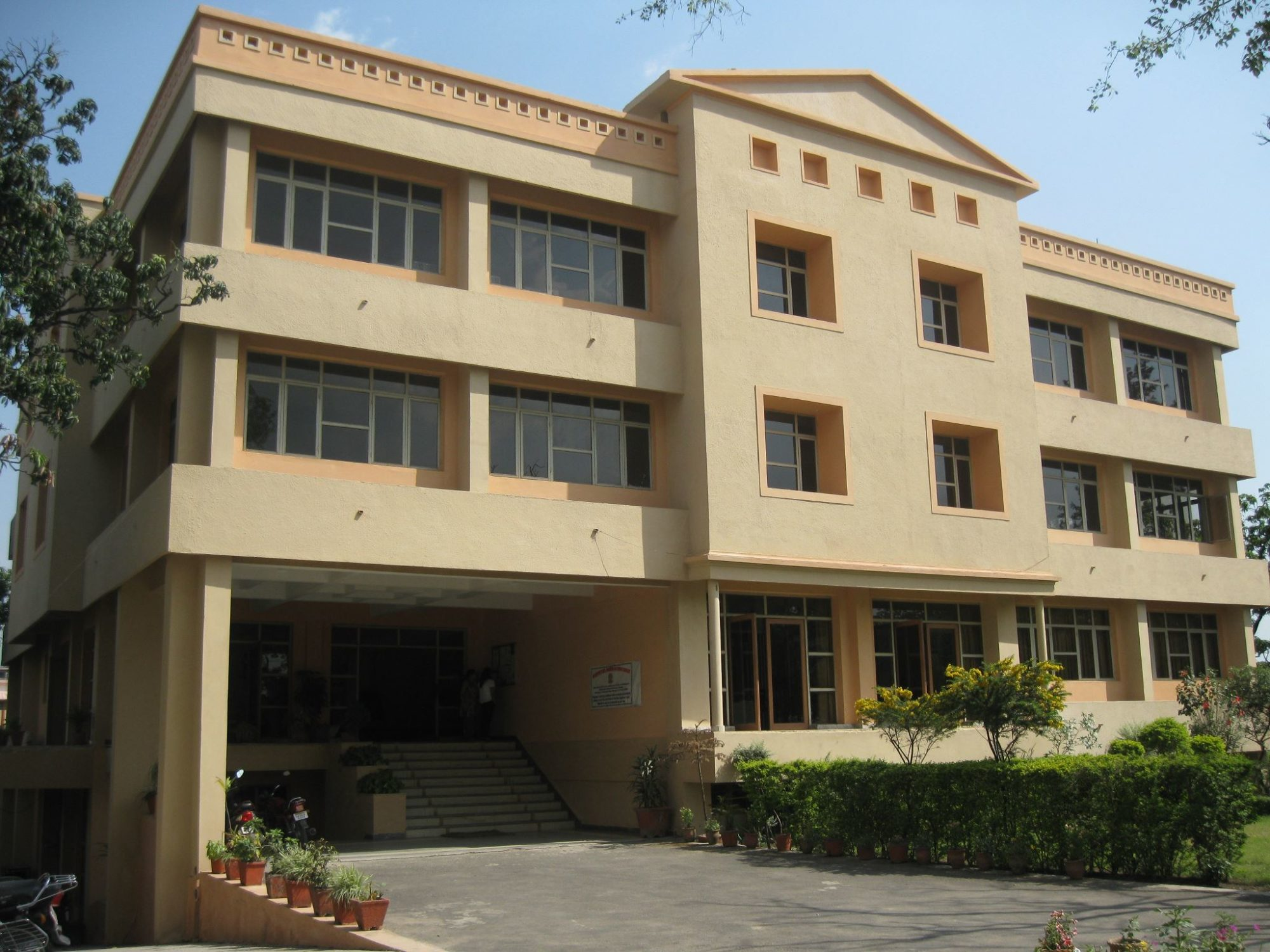श्री Ram Institute of Hotel Management